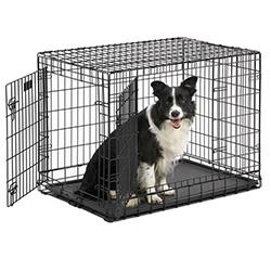 Hondenbench Zwart – L <br/></noscript><img class=
