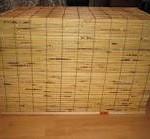 Bamboe Bench