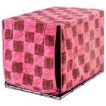 Roze blokjes bench hoes